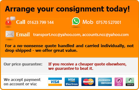 Nottingham City Couriers